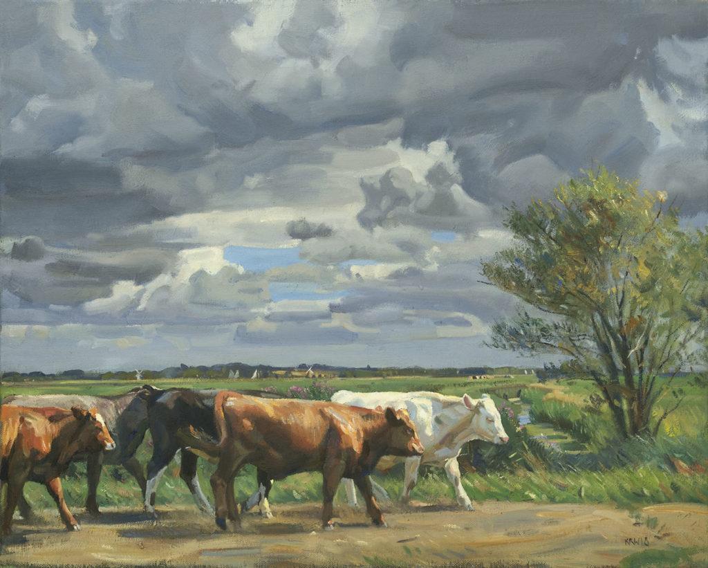 Returning Herd